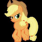 Мягкая игрушка пони Эпплджек из Май Литл Пони (My little pony \ Дружба это чудо) фото