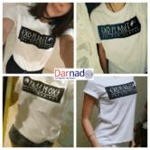 На картинке футболка Exo (10 вариантов) фото, вид спереди.