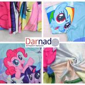 На картинке футболка женская Мой маленький пони (My little pony \ Дружба это чудо), детали.