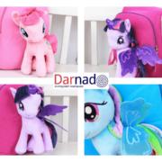Школьный детский рюкзак Май Литл Пони (My little pony \ Дружба это чудо) 3 варианта фото