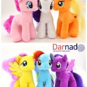 Мягкие игрушки из Май Литл Пони (My little pony \ Дружба это чудо) фото