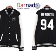 Куртка Bangtan Boys с именами корейцев из BTS фото