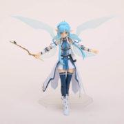 Фигурка Асуна Юки подвижная (Sword Art Online) из ALO фото