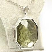 Кулон крестраж «Медальон Слизерина» из Гарри Поттера (Harry Potter) фото