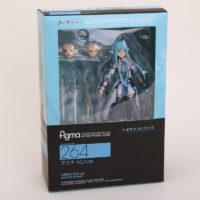 На картинке фигурка Асуна Юки подвижная (Sword Art Online) из ALO, вид в упаковке.
