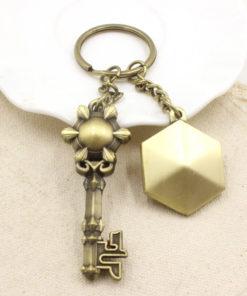 На картинке кулон Варкрафт «Ключ от арены Hearthstone» (World of Warcraft) WoW, общий вид.