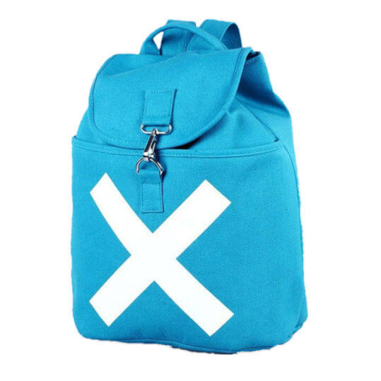 Япония-горячая-аниме-одна-часть-чоппер-рюкзак-косплей-сумка-холст-синий-школьные-сумки-шнурок-дорожные-сумки