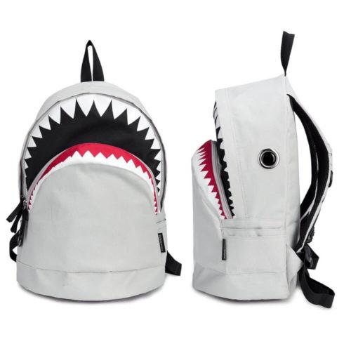 Big-Shark-Cartoon-Backpack-Black-Bookbags-Fashion-Backpacks-for-teenagers-Boys-Rucksack-Bagpack2