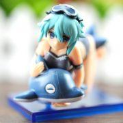 Фигурка Синон на дельфине «Sword Art Online» фото