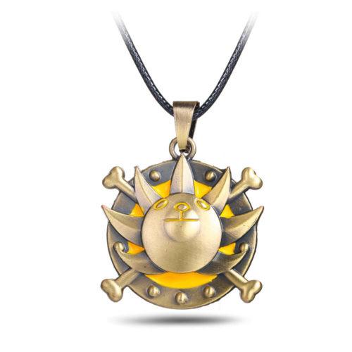 J-и-R-горячая-аниме-одна-часть-тысяча-солнечный-логотип-привесные-ожерелья-ожерелье-заявление-ожерелье-женщины