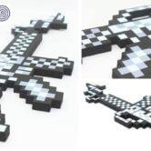 Винтовка Майнкрафт (Minecraft) 3 варианта, детали