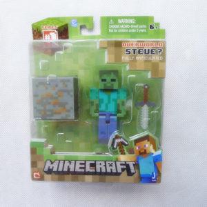 Зомби-Серии-1-По-Jazwares-Minecraft-Overworld-Игрушки-и-Игры-Фигурку-Новый-в-Коробке