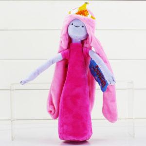 Приключения-время-принцесса-плюшевые-куклы-27-см-принцесса-Bonnibel-жевательная-резинка-фаршированные-плюшевые-игрушки-куклы-с