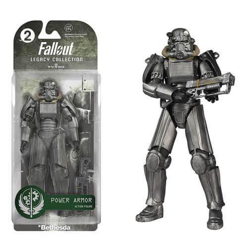Funko-legacy-одинокий-странник-power-armor-пвх-действие-power-armor-и-Fallout-Одинокий-Странник-фигурку-блистерная