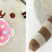 Мягкая игрушка кот Пушин кэт (Pusheen), детали