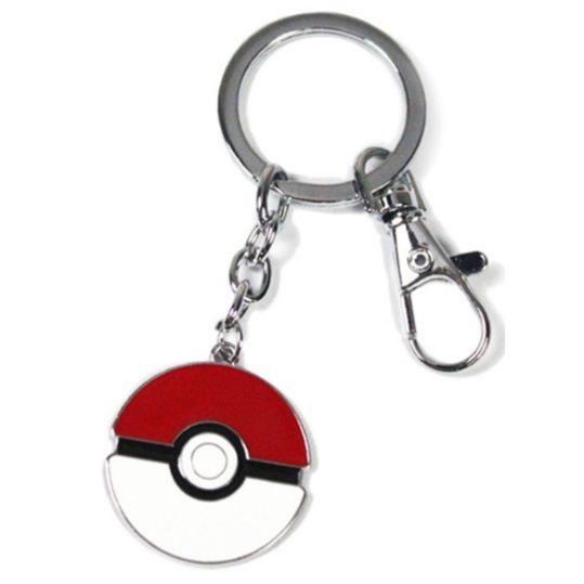 Фантазии-и-Фантазии-Pokemon-Poke-Бал-Брелок-Аниме-Покемон-Pocket-Monster-ИДТИ-Подвеска-Брелок-Металл-Игра