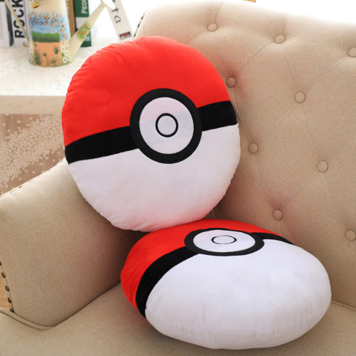 Новая-Мода-Pokemon-Идти-Pokeball-Фаршированные-Плюшевые-Игрушки-40-СМ-Симпатичные-Мягкие-Подушки-Для-Дома-Детские