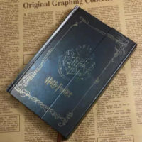 vintage-harry-potter-notebook-notepad-diary-book-hard-copybook-hardcover-free-shipping-wholesale