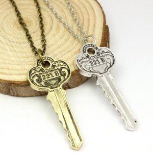 Ключ-к-221b-шерлок-ожерелье-старинных-221b-ключ-старинное-серебро-и-бронзовая-подвеска-для-мужчин-и