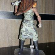 Подвижная фигурка Пирамидоголового из Silent hill Сайлент Хилл, реальное фото