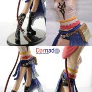 Фигурка Юна Final Fantasy Последняя фантазия, детали фигурки