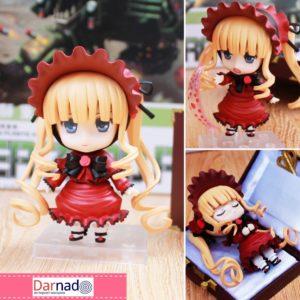 Аниме-Rozen-Maiden-Shinku-ПВХ-Фигурку-Коллекционная-Модель-игрушки-куклы-10-см-364-