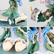 Anime figurka Joshino iz Randevu s zhizn'yu Date a live, detali figurki