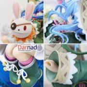 Figurka Yoshino iz anime Randevu s zhizn'yu Date a live, detali figurki