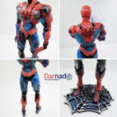 Podvizhnaya figurka Nepobedimyj CHelovek-pauk (Spider-Man Unlimited), detali figurki