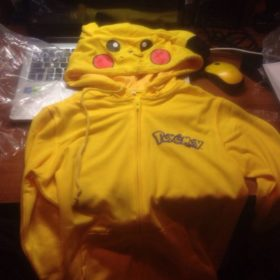 Толстовка Пикачу с ушками (Покемон) Pokemon