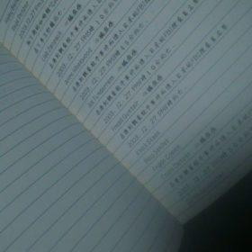 Тетрадь смерти из аниме Death Note (2 варианта)