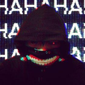 Маска Канеки Кена Токийский гуль (Tokyo Ghoul)