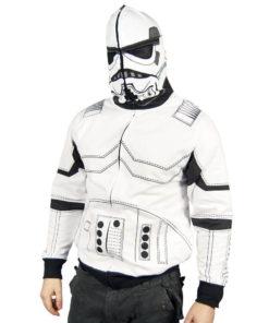 На картинке толстовка Star wars Star wars Штурмовик (Звездные войны), общий вид.