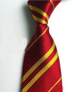 На картинке галстук Гриффиндора (Хогвартса).