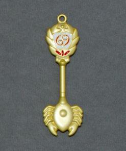 На картинке ключ Рака (Хвост феи), общий вид.