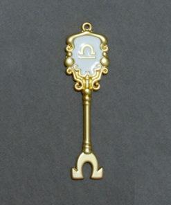 На картинке ключ Весы (Хвост феи), общий вид.