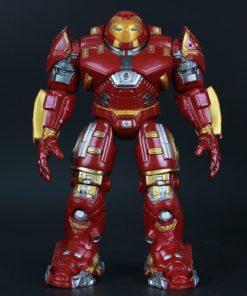 На картинке игрушка Железный Человек Марк 43 Hulkbuster (Эра Альтрона), вид спереди.