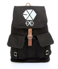 На картинке рюкзак Exo, вид спереди.