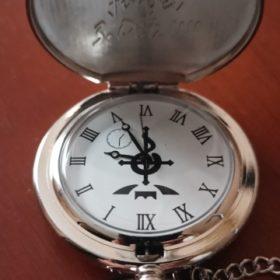 Часы Стального алхимика Эдварда Элрика (Fullmetal Alchemist)