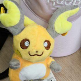 Мягкая игрушка покемон Райчу (Pokemon)